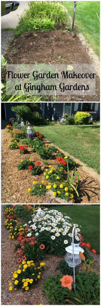 Another Garden Makeover at Gingham Gardens