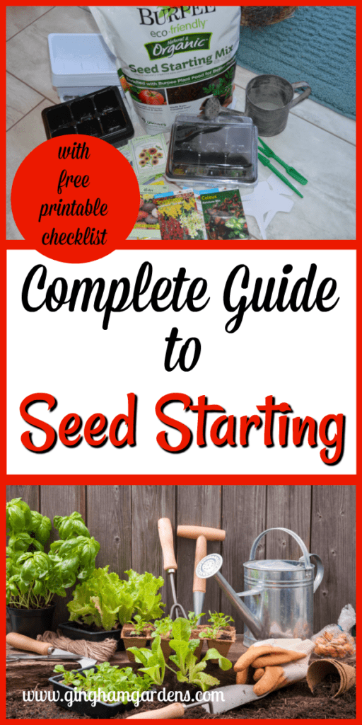 Complete Guide to Seed Starting