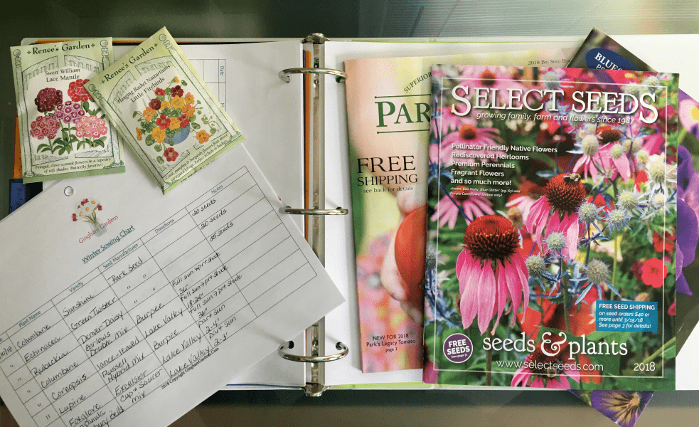 photograph about Free Printable Garden Journal known as Absolutely free Gardening Printables - Gingham Gardens