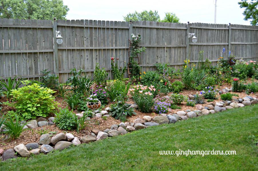 Tiered Flower Garden