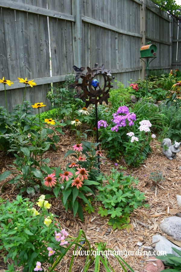 Flower Garden - Tips For Gardening in August