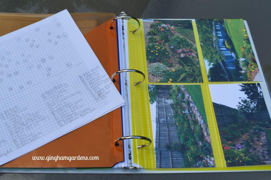 DIY Garden Journal