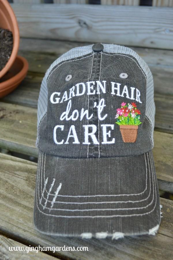 Cute Gardening Hat - Gift Guide for Gardeners
