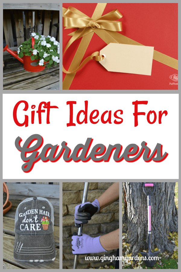 Gift Ideas for Gardeners