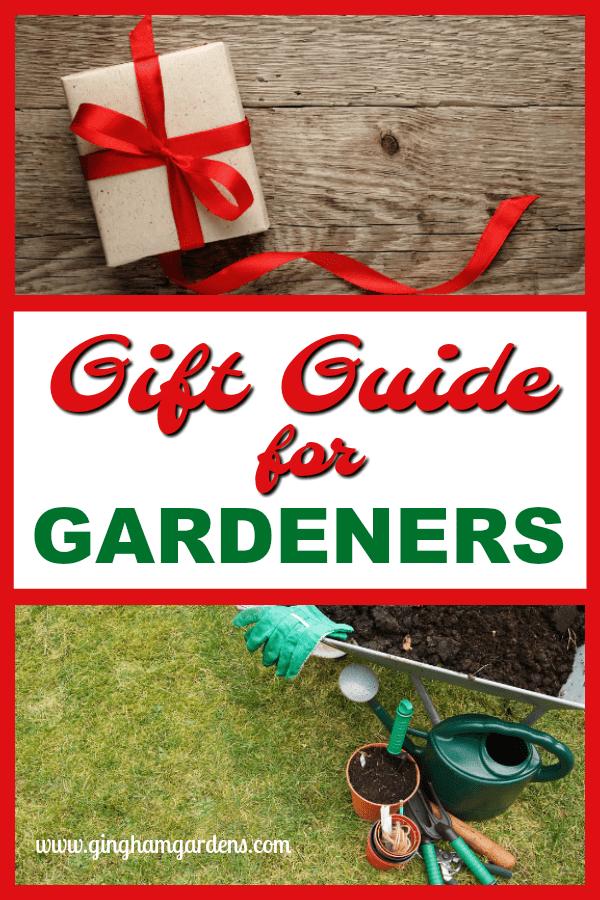 Fun Gift Ideas for Gardeners