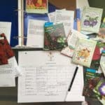 Seed Organizing - Things for Gardeners to do in Winter
