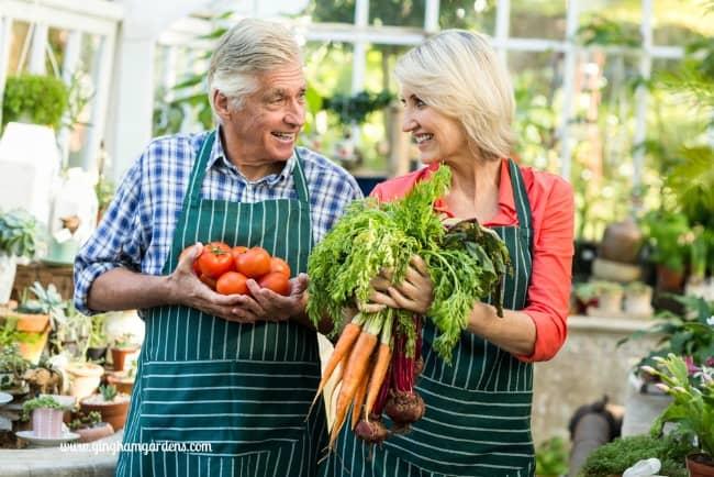 Older Gardeners - Tips for Aging Gardeners