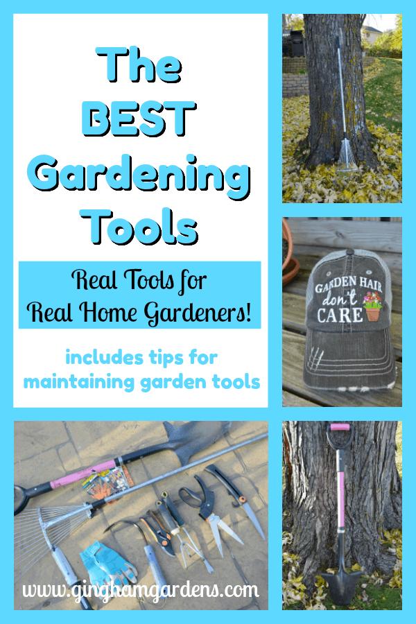Gardening Tools - The Best Gardening Tools