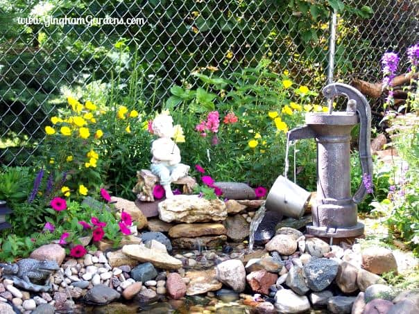 Garden Decor - Little Pond