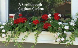 Home Garden Tour