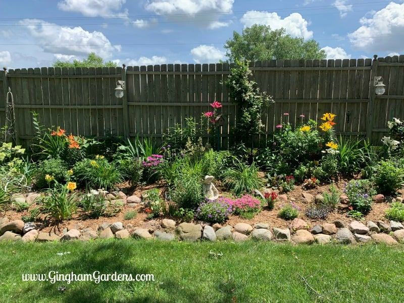 Garden Makeover From A Weed Pit To A Beautiful Garden Updated