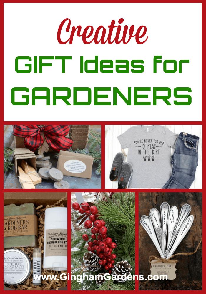 Creative Gift Ideas for Gardeners