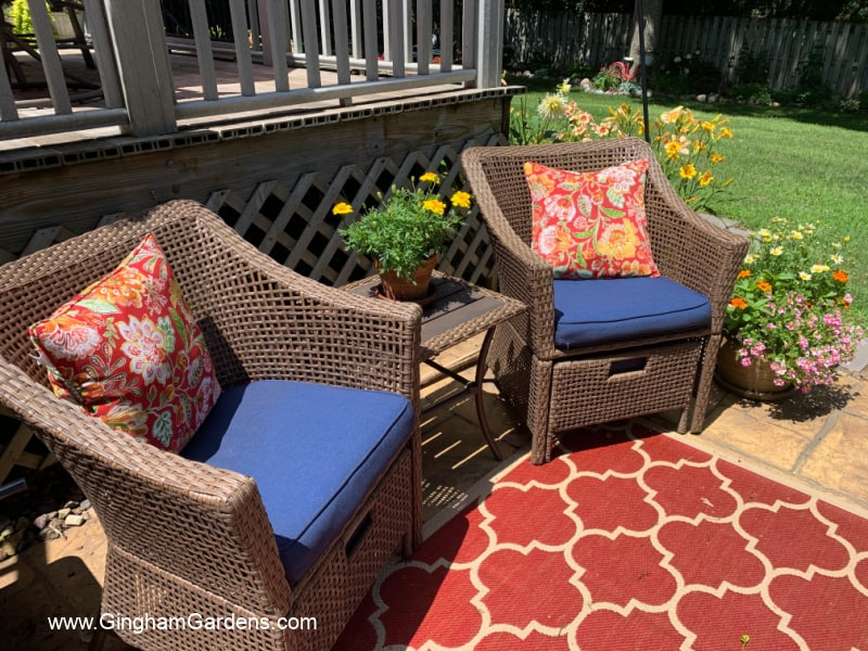 Garden Room Patio Furniture