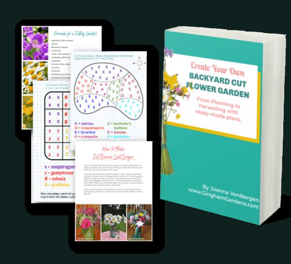 Image of Cut Flower Garden Book