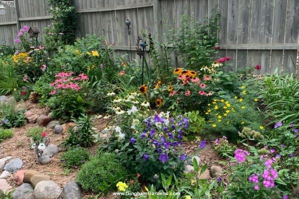 Image of a Perennial Garden