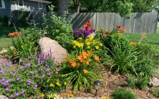 Image of a Flower Garden
